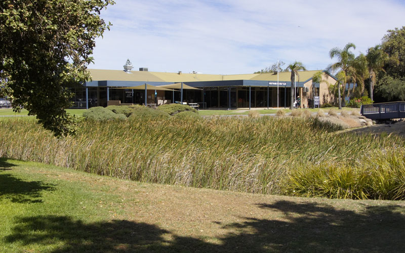 westward ho golf club clubhouse adelaide